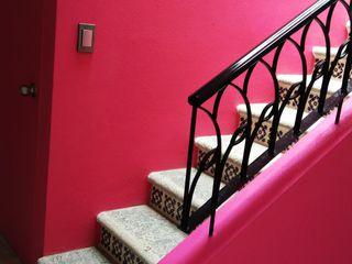 Itech Kali درج الخرسانة Pink
