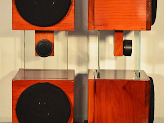 D-fi Sound HouseholdSmall appliances Wood Wood effect