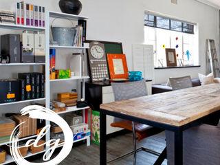 Using the Color BLACK - Deborah's Office Deborah Garth Interior Design International (Pty)Ltd