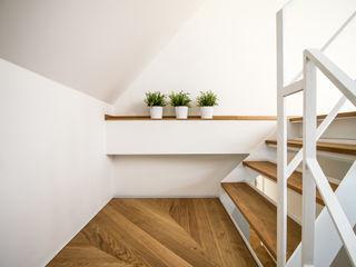 Haus fs1 Fiedler + Partner Treppe Eisen/Stahl