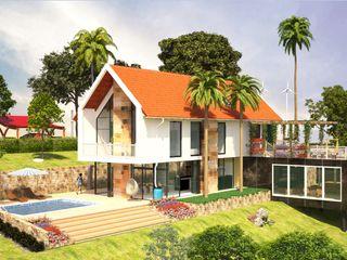 A.BORNACELLI Casas de campo