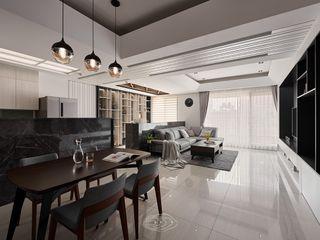 四象限 層層室內裝修設計有限公司 餐廳