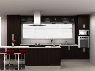 Cocinas residenciales economicas Cuisine moderne
