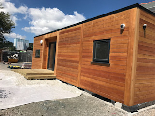 The Garden Room Guide Article - Outside Staff Room Building With Frames Wooden houses Wood