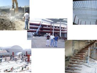 DISEÑO Y CONSTRUCCION Modern houses