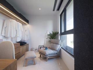 夢想與生活的後盾 鈊楹室內裝修設計股份有限公司 更衣室