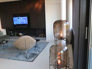Controlux Domotica Modern Living Room