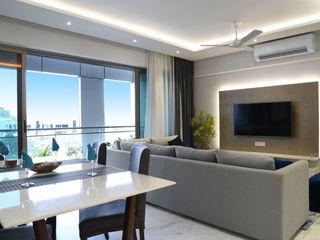 The Workroom Modern living room