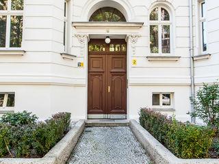 Komplettsanierung eines Gründerzeitgebäudes in Berlin-Treptow Holzeco GmbH   Haus- & Wohnungssanierung   Komplettsanierung von A - Z Klassische Häuser