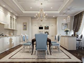 EJ Studio Classic style dining room