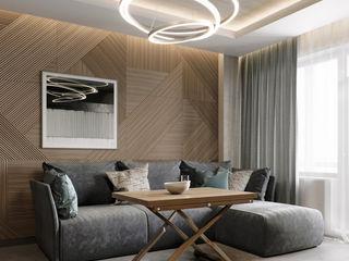 EJ Studio Minimalist dining room