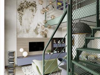 EJ Studio Stairs