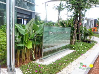 PT. Kampung Flora Cipta Office buildings Green