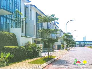 PT. Kampung Flora Cipta Modern Houses