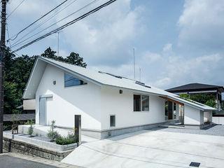 西の宮・HOUSE・D 吉田裕一建築設計事務所 ミニマルな 家