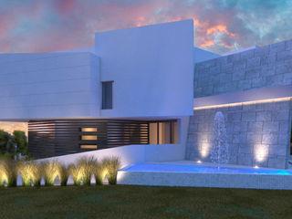 VILLA EN LOS MONTEROS, MARBELLA G&J ARQUITECTURA Villas