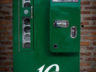 OldLook 가정 용품대형 가전 제품 금속 녹색