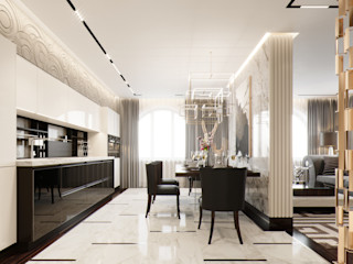 EJ Studio Modern Kitchen