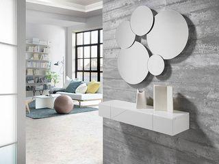 Intense mobiliário e interiores Ingresso, Corridoio & ScaleAccessori & Decorazioni
