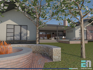 HOUSE 1764 ENDesigns Architectural Studio Single family home