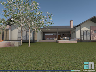 HOUSE 1764 ENDesigns Architectural Studio Patios