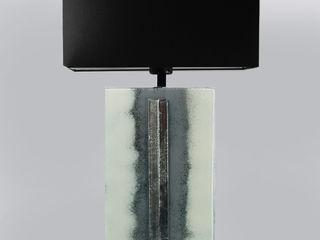 Edyta Baranska Design BedroomLighting Glass Metallic/Silver