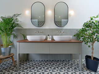 Bathroom Renovation Graham D Holland Modern Bathroom