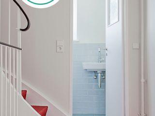 Lena Klanten Architektin Modern Bathroom Tiles Blue