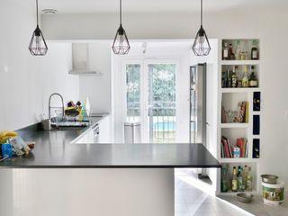 Rénovation Maison Sarah Archi In' Cuisine moderne