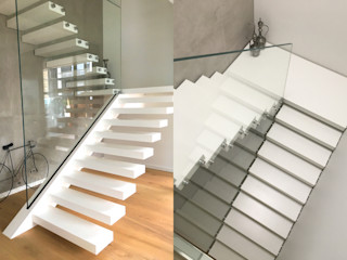 Siller Treppen/Stairs/Scale 樓梯 大理石 White
