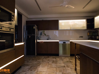 Poise Modular Kitchen Poise KitchenCabinets & shelves
