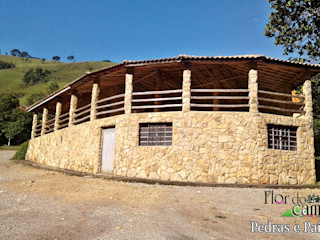 Flor do Campo Pedras e Paisagismo منزل ريفي