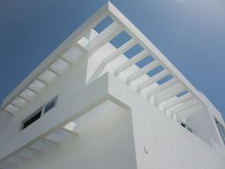 Constructora e Inmobiliaria Catarsis Casas unifamiliares Ladrillos Blanco