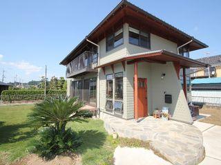大出設計工房 OHDE ARCHITECT STUDIO Country house