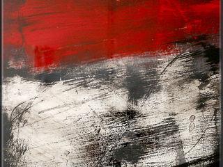 Red Passion Massimo Ballardin Sala da pranzoTavoli Vetro