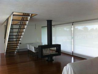 Dim-ora Caminetti su misura a gas, elettrici e a bioetanolo Living roomFireplaces & accessories