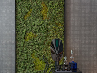Vertical Garden - Jardim Vertical e Paisagismo Corporativo Interior landscaping