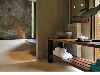 comprar en bali BathroomDecoration Solid Wood Multicolored