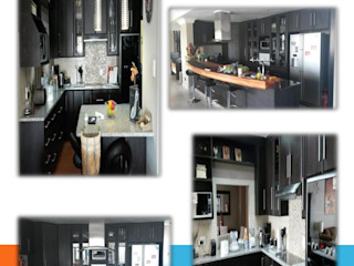 A little of everything SCD Group Kitchen units Wood