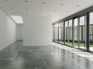 A3D INFOGRAFIA 现代客厅設計點子、靈感 & 圖片