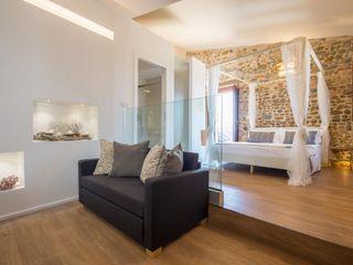 Laura Marini Architetto Hoteles de estilo moderno