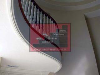 RST AHŞAP Escadas