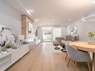 Home satging virtual Viuers ComedorAccesorios y decoración Madera Blanco