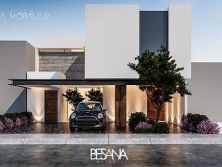Besana Studio Будинки