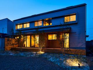 梶浦博昭環境建築設計事務所 Scandinavian style houses