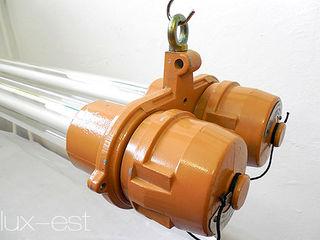 Lux-Est 商業空間 鋁箔/鋅 Orange