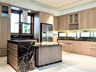 ARF interior КухняШафи і полиці