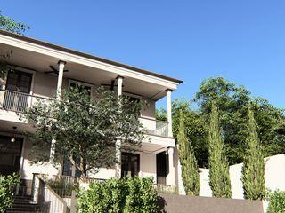alexander and philips Casas unifamiliares Madera Blanco