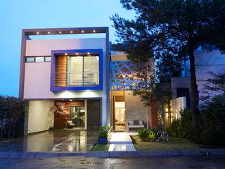 arketipo-taller de arquitectura Modern houses
