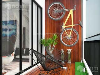 Norm designhaus Taman Modern